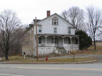 Old Three Storey Building