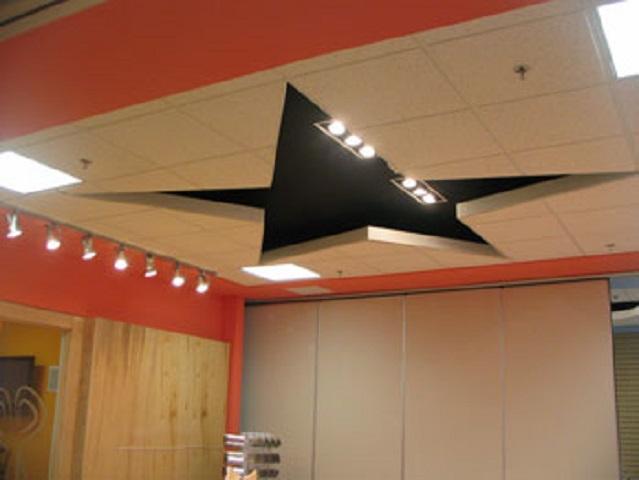 Star Ceiling Design