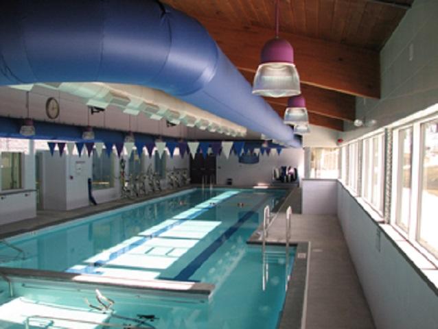 YMCA New Instructional Pool