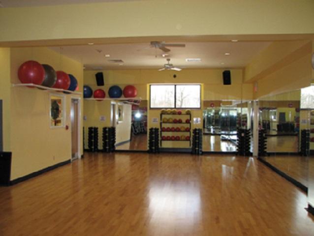 YMCA Multi-Purpose Building Bowling Room