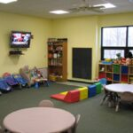 YMCA Multi-Purpose Building Kids Room
