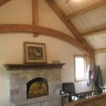 Blairstown Residence Fireplace