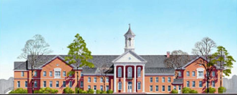Courthouse Elevation