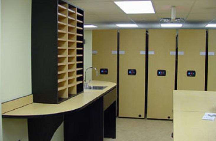 Pharmacy Space Design