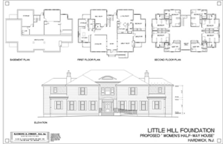 Alina Lodge Half Way House Map