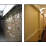 Empire View Hallway Renovation